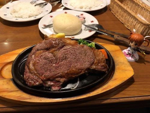 ぽちのプチバケDay2ステーキ - 6.jpg