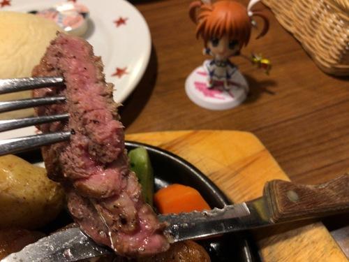 ぽちのプチバケDay2ステーキ - 8.jpg