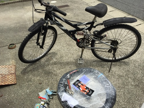ぽちの自転車修理 - 1.jpg