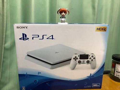 PS4スリムは役立たず - 1.jpg